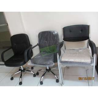 MIDBACK CHAIRS & VISITORS CHAIRS--KHOMI
