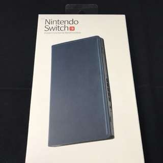 Nintendo Switch Flip Cover Blue