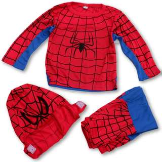 Instock Spiderman Kids Party Costume