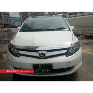 Honda Airwave 1.5A Skyroof (COE till 11/2022)