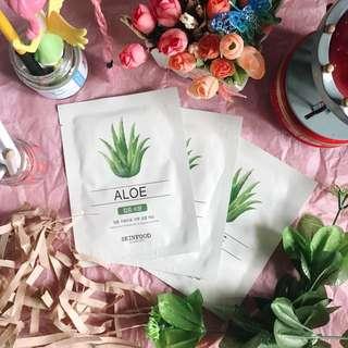 Aloe SkinFood Mask