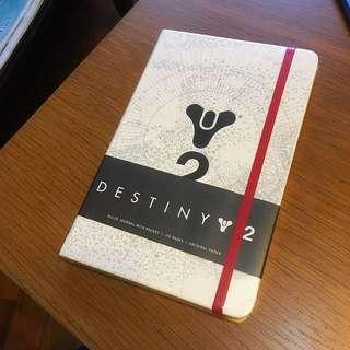 Destiny 2 Journal