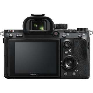 Sony A7R Mark III (FREE Sony 64GB SD Card)