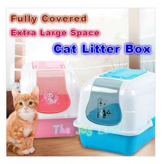Cat litter Box --- Fully Covered