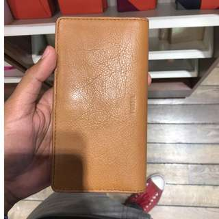 Fossil Wallet (Brown)