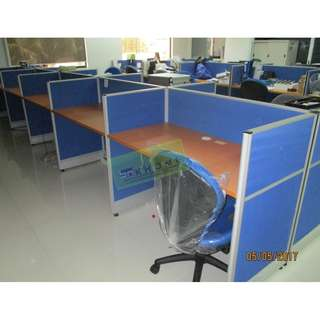 ORKSTATIONS  CUBICLES WITH PARTITIONS--KHOMI