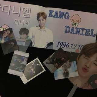 Wanna One Kang Daniel Set