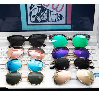 RAY BAN RB3025 RB3447 AVIATOR FLASH LENSES GENTLE MONSTER