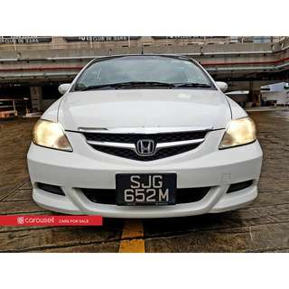 Honda City 1.5M