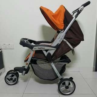 Peg Perego Vela 3 Wheels Stroller