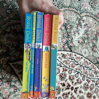 {SALE} Roald Dahl Books