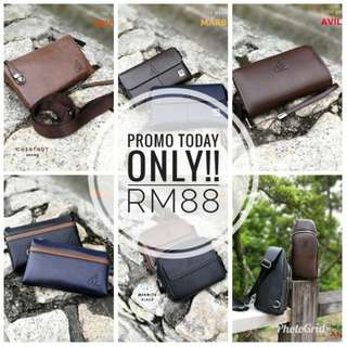 PROMO CLUTCH TODAY ONLY!! (26HB)