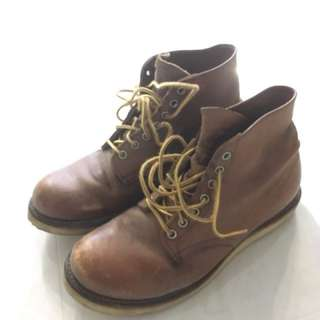 Red Wing 9111 Size 8.5D