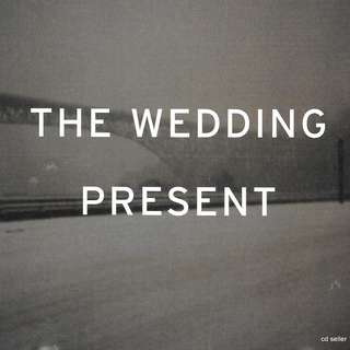 MY CD - THE WEDDING PRESENT  //FREE DELIVERY BY SINGPOST.