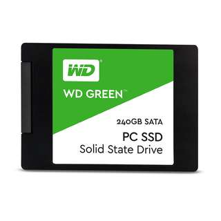 WD SSD GREEN 240GB