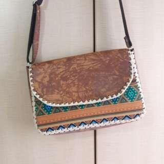 Tribal Pattern Bag