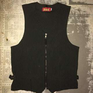 Dude Zip-up Vest