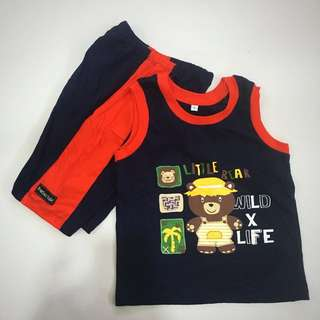 226-0094 Boy Cute Set Wear