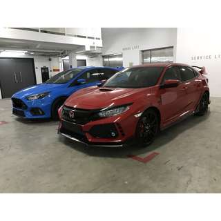 Honda Civic type-R 2.0M VTEC Turbo GT