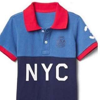 Boy Gap Polo Shirt