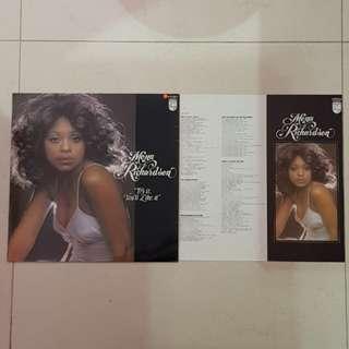"Mona  Richardson (12"" vinyl record)"