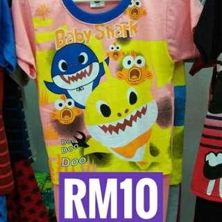 Pajam Shark Doo Doo