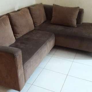 Sofa/Sofa Bed/Sofa Model L