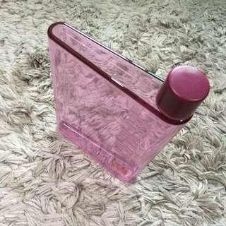 Plastic Notebook Water Bottle
