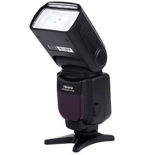 TRIOPO TR - 950 MULTI FLASH CAMERA FOR CANON NIKON (BLACK) One Size