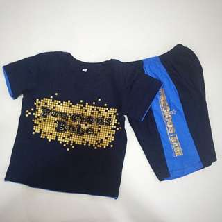 226-0090 Boy Cute Set Wear