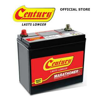 Car battery bateri kereta Century Delivery