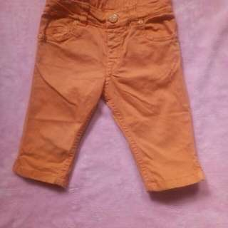 Mothercare Orange Pants