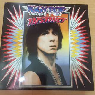 Iggy Pop Lp