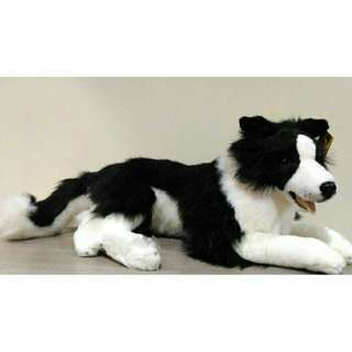 Boneka Anjing Border Collie