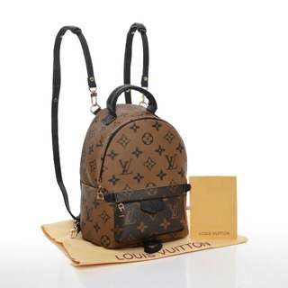 Lv Backpack Palm Spring