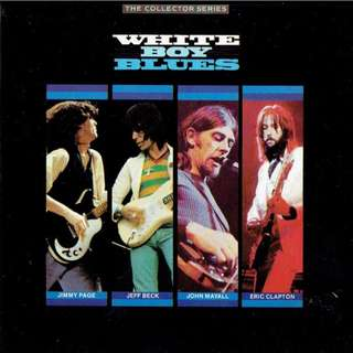 Various White Boy Blues cd