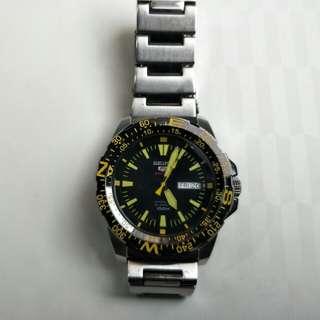 Seiko Diver Automatic Watch