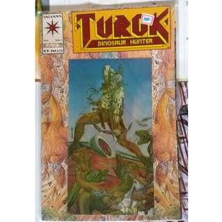 Turok comics