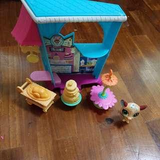 Littlest Pet Shop set toys