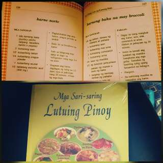 Mga Sari Saring Lutuing Pinoy Cookbook