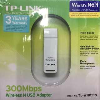 TP-Link Wifi Dongle USB TL-WN821N