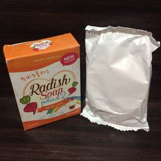 Radish Soap plus 2