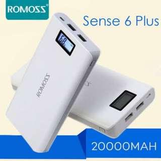 Romoss Sense 6plus
