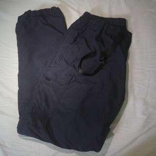 Uniqlo fleece winter pants