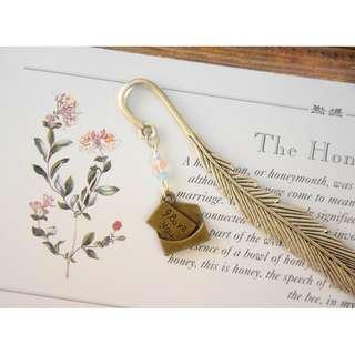 Handmade Bookmark 43