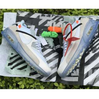 OFF-WHITE x NikeLab Air Max 90