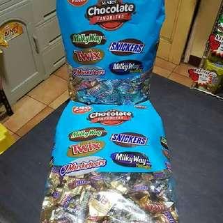 Imported 10pcs Assorted Chocolates