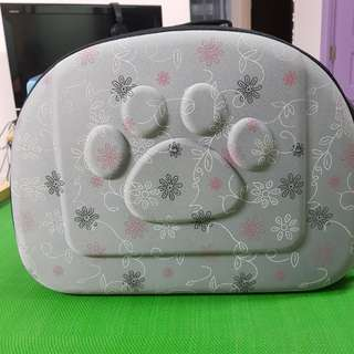 Dog Carrier + Accessories