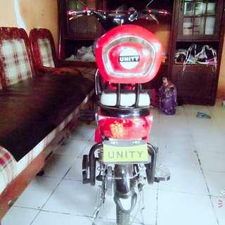 Sepeda listrik merk sellis unity
