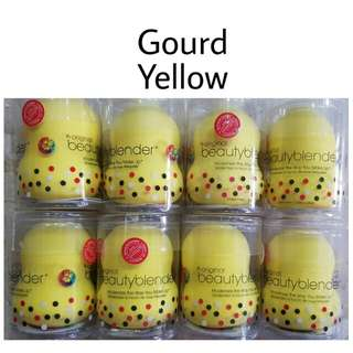 Beauty Blender (Gourd Yellow)